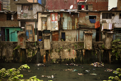 Slums of India and the areas of slum and shanty towns in India have been of great interest for the photographer through the years. Read about some of the slum areas in Mumbai in this archive story.