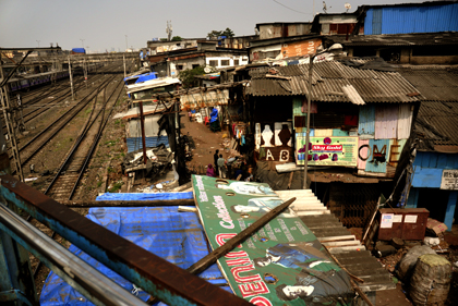 As cities grew, so did the slums, welcoming more rural migrants and creating more urban poverty in India. Read about the Mahim area in Mumbai, where there is not housing for everyone in this archive story.